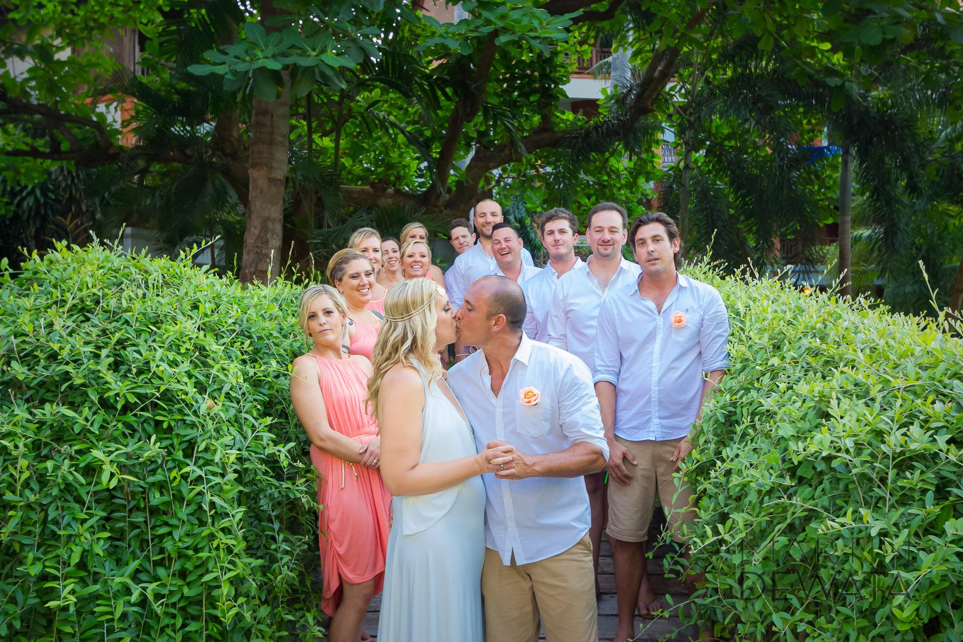 Katie & Jessie, Bali Garden Beach Resort - Local Bali Wedding ...