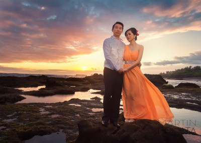 Prewedding shoot