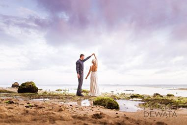 Kyra & Ranen, Bidadari Cliffside Estate, Nusa Dua