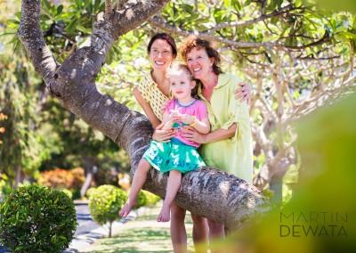 Bali Children Family Photography
