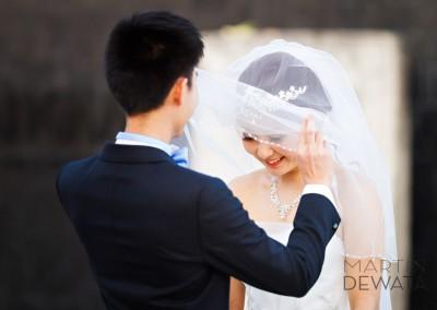 Wedding Bvlgari Bali