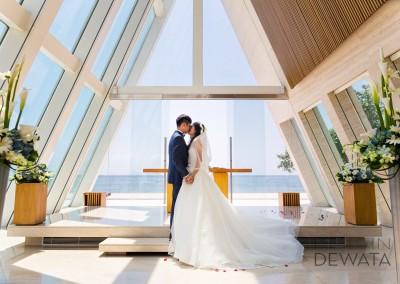 Conrad Infinity Wedding