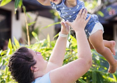 Bali family photo-shoot