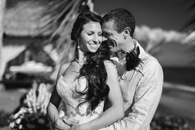 Melissa & David, Taman Ahimsa, Cemagi