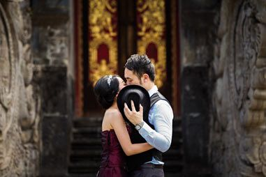Pre-wedding in Bali