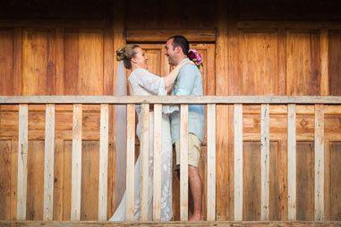 Jack & Claire, Villa Teman Eden – Seminyak